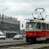 В Харькове столкнулись иномарка и трамвай (Фото)