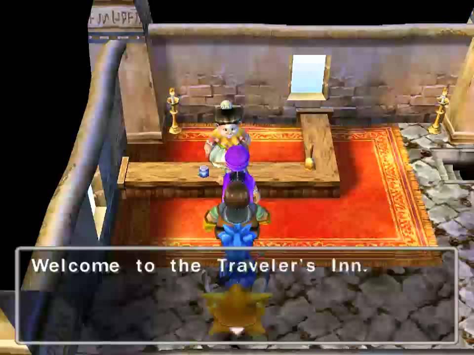 Dragon Quest V: Hand of the Heavenly Bride screenshot 1