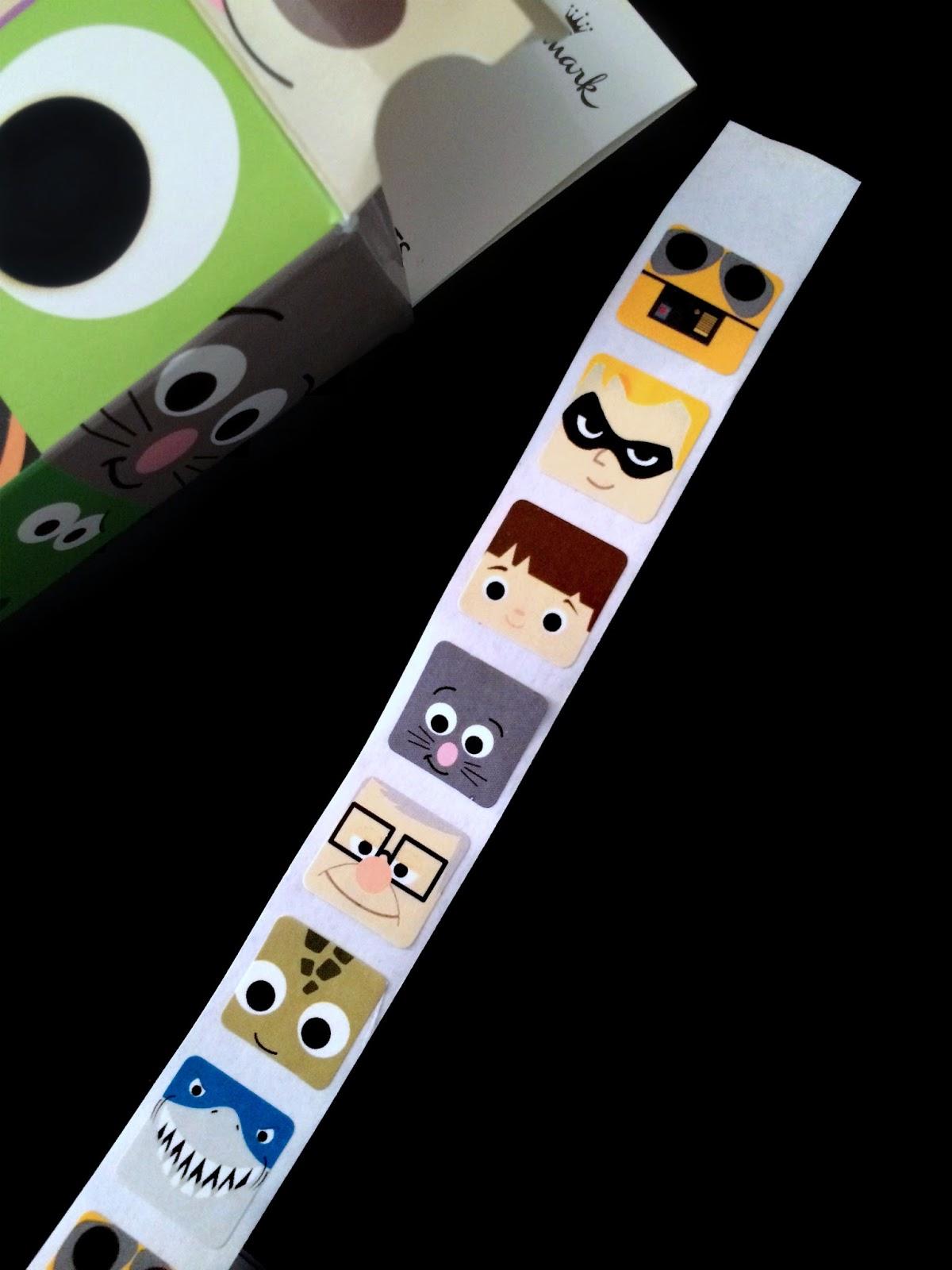 Buzz Lightyear Wall Stickers Dan The Pixar Fan Pixar Collection Hallmark Exclusive