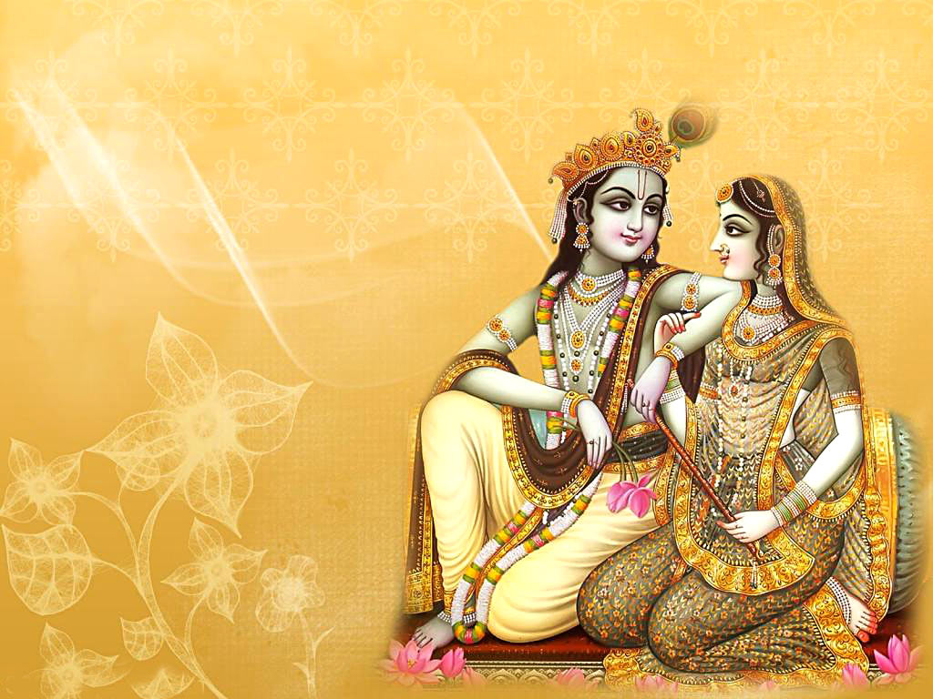 to radha krishna wallpapers - photo #1
