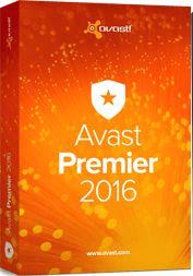 Avast Premier Antivirus 2016 Full Crack