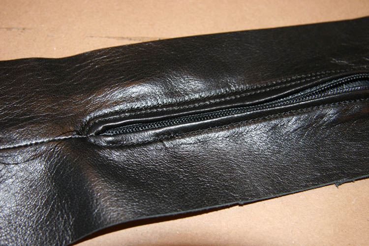 A Fetish Leathercrafters Journal Bondage Fist Mitts Let