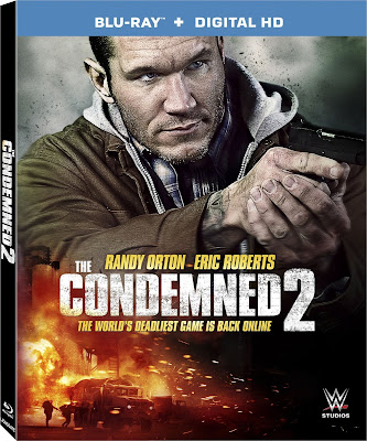 The Condemned 2 2015 Daul Audio BRRip 480p 130Mb x265 HEVC