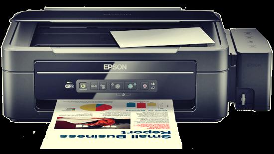 Epson L355 Driver Free Download