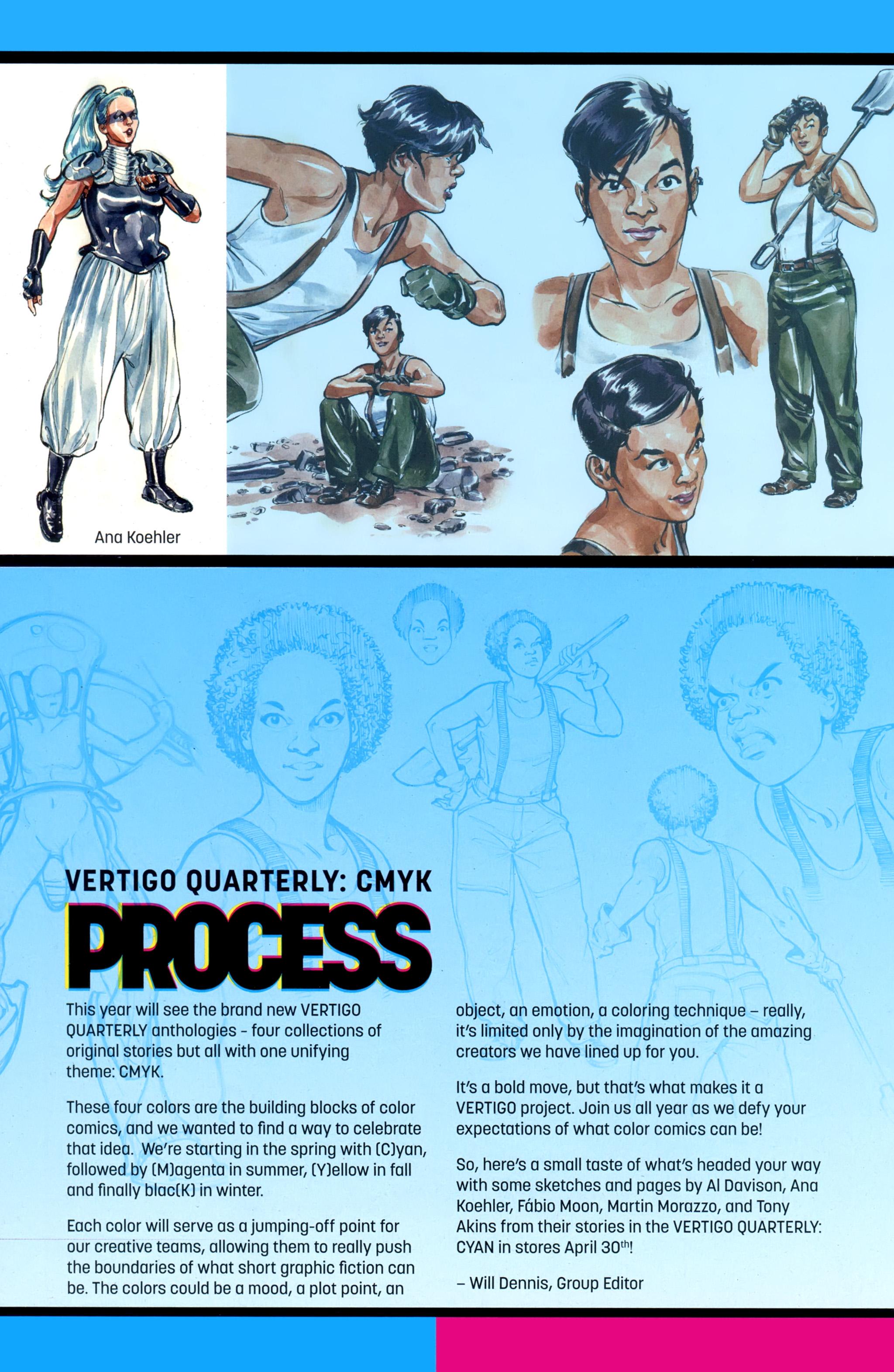 Read online Trillium comic -  Issue #8 - 30