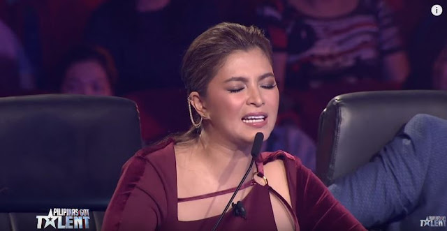 Makata's Flowery Words Made Angel Locsin Giggle!