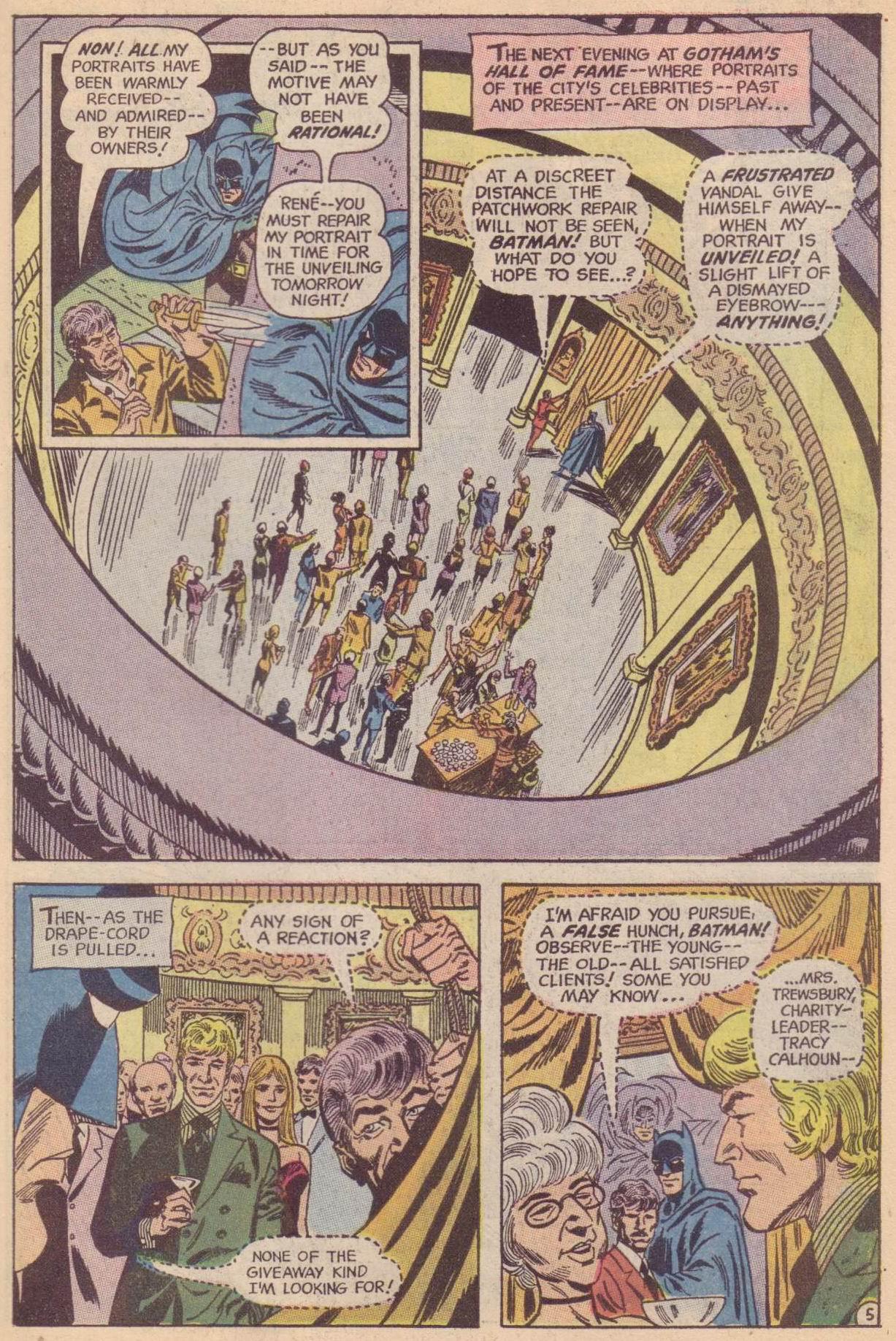 Detective Comics (1937) 409 Page 6