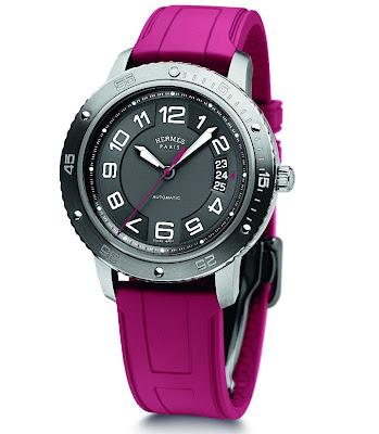 Hermès Clipper Sport watch