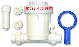 Dry Pellet In-Line Chlorinator Model 400