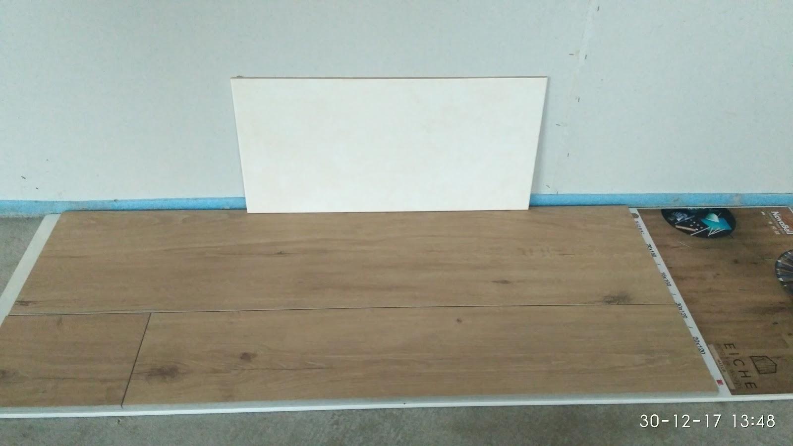 Wir Bauen Ein Holzhaus Fliesen Und Vinyl - Fliesen aus vinyl
