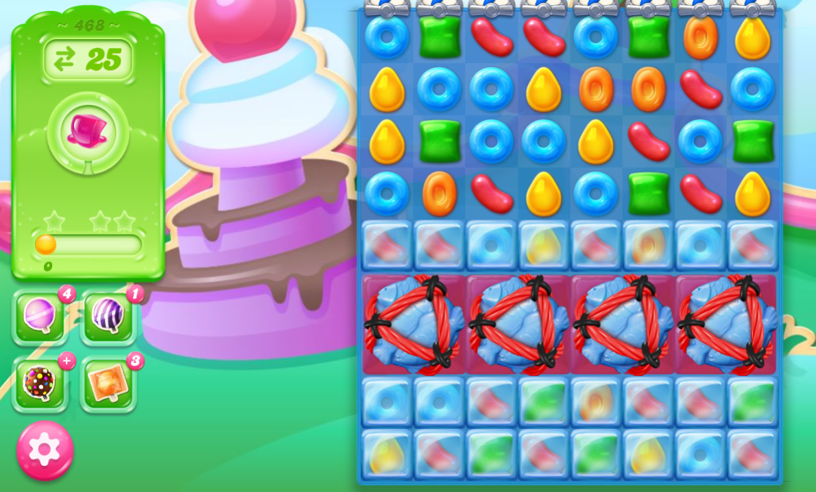 Candy Crush Jelly Saga 468