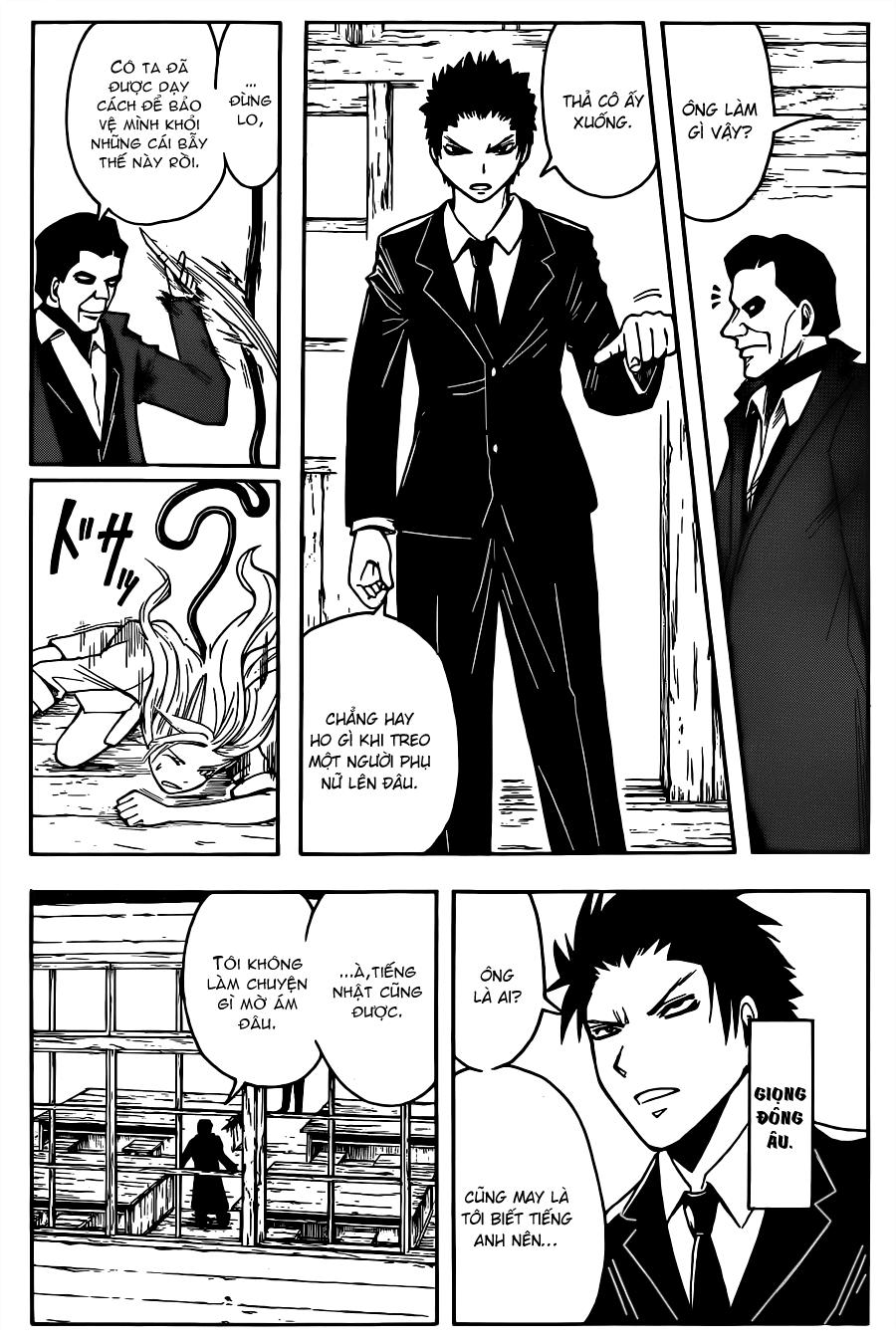 Ansatsu Kyoushitsu chap 25 trang 12