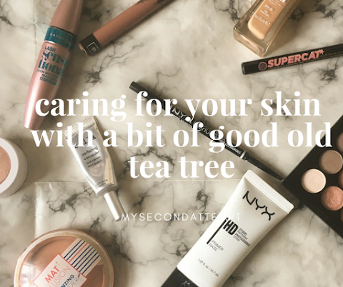 Clearing Up The Skin With A Bit Of Tea Tree