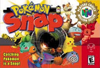 Link pokemon snap N64 PC Game Clubbit