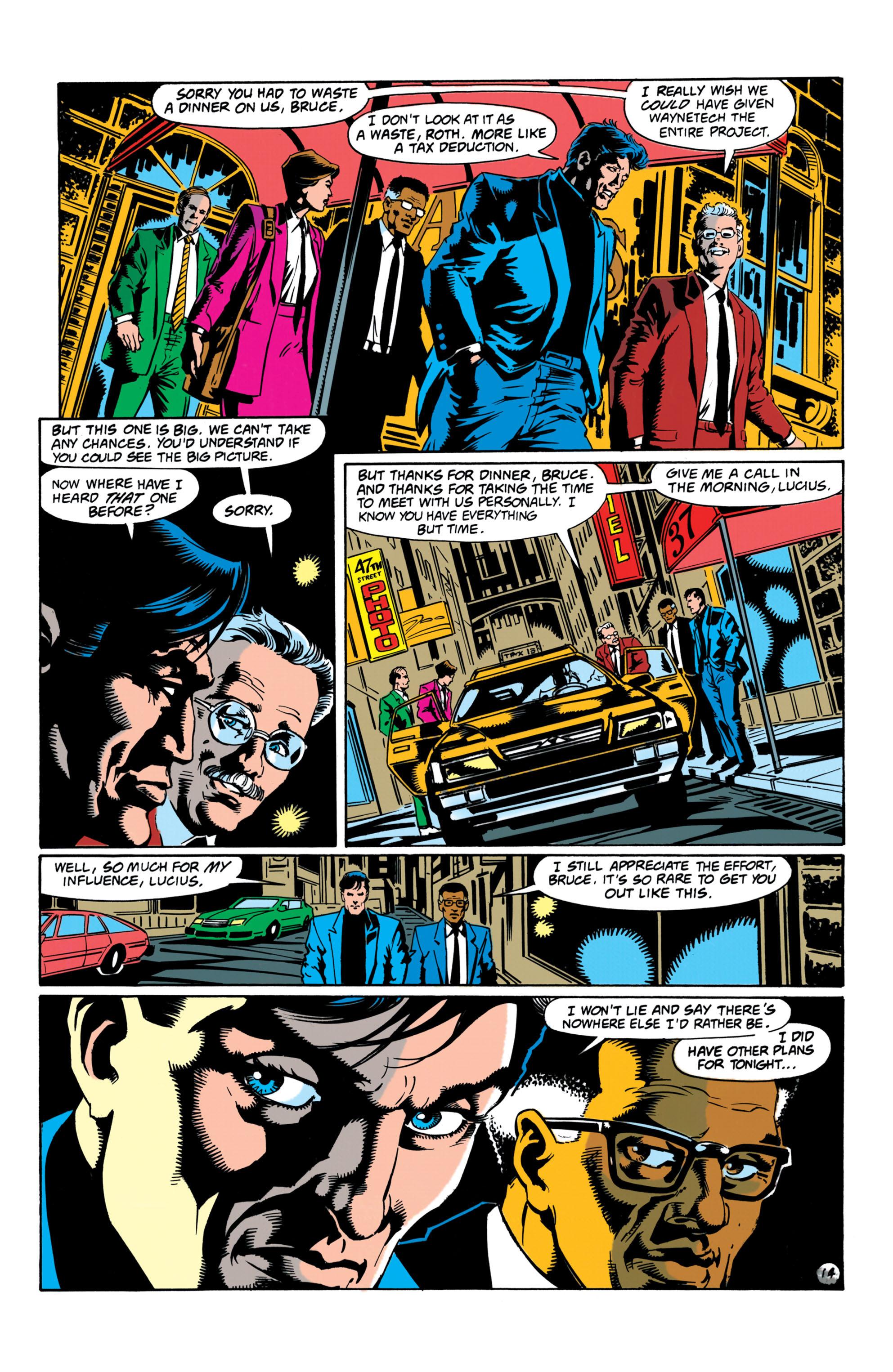 Detective Comics (1937) 657 Page 13