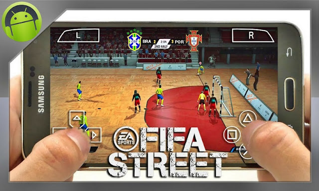 Download FIFA Street 2 PPSSPP for Android and iPhone