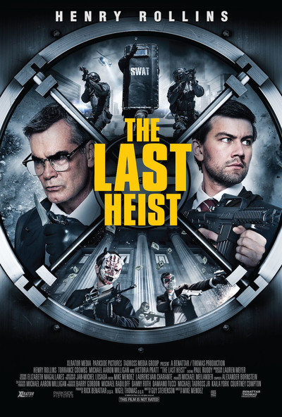 The Last Heist (2016) ταινιες online seires oipeirates greek subs