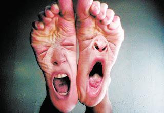 Pierre d'alun pour lutter contre les mauvaises odeurs de pieds