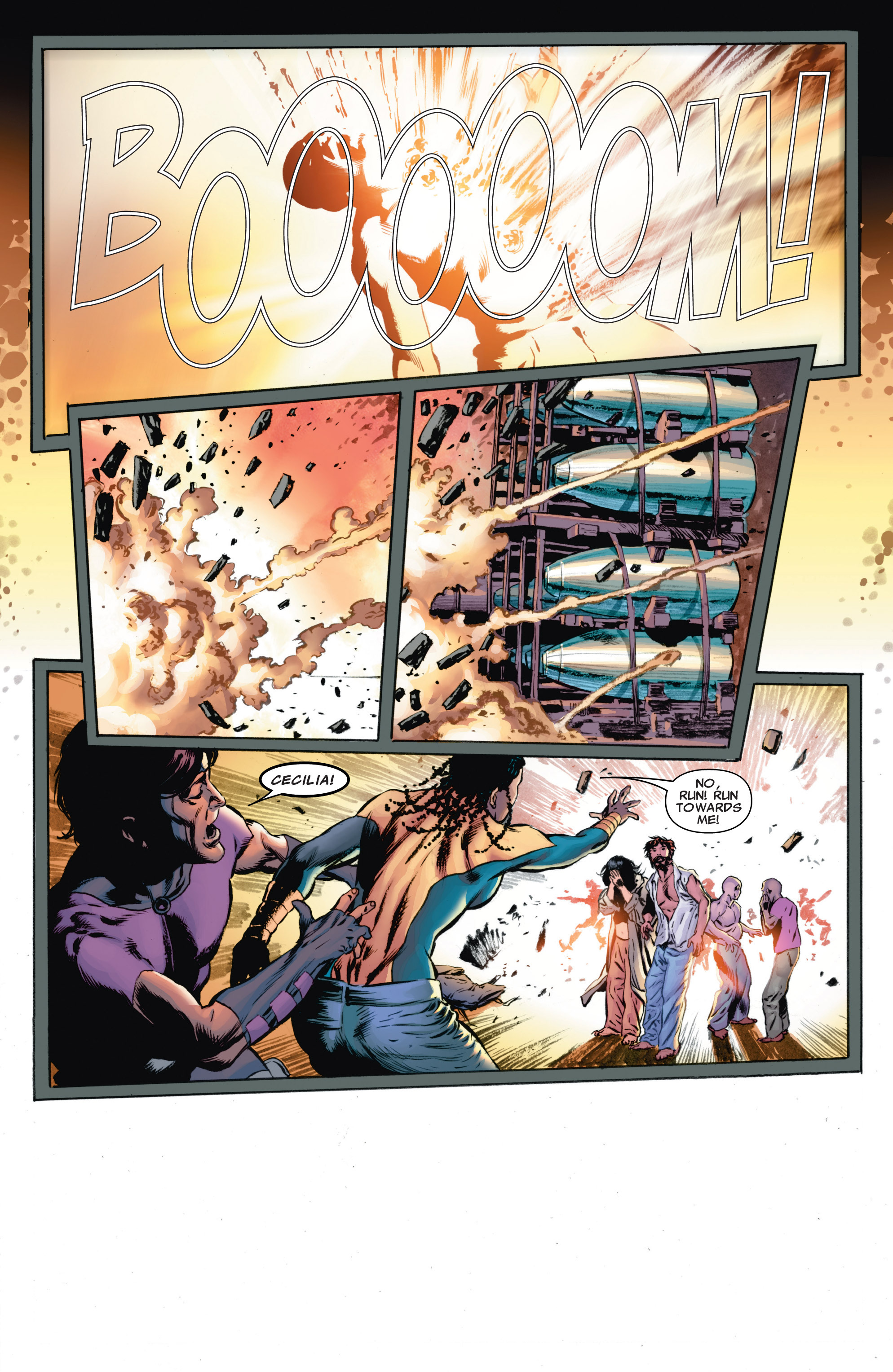 Read online Astonishing X-Men (2004) comic -  Issue #53 - 20