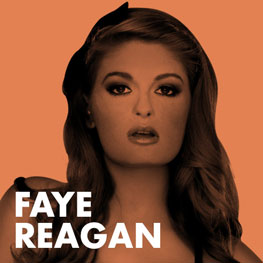 Faye Reagan masturbador vagina