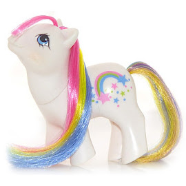 My Little Pony Baby Starbow Year Nine Rainbow Baby Ponies G1 Pony