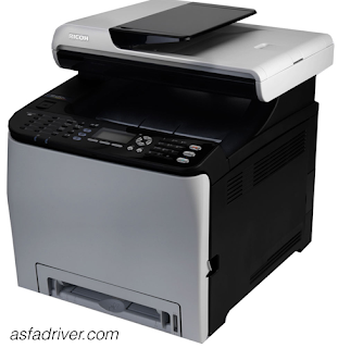 Ricoh SP C252SF Driver Download for mac os x, Windows and linux
