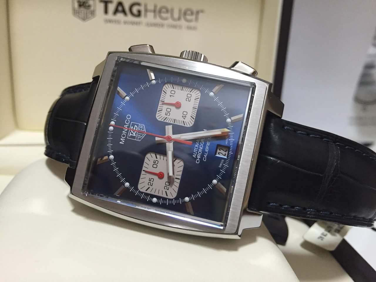 1751bded35d Hong Kong Watch Fever 香港勞友  Tag Heuer Monaco Steve McQueen