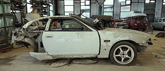 The Nissan Skyline Project Car (Part 2)