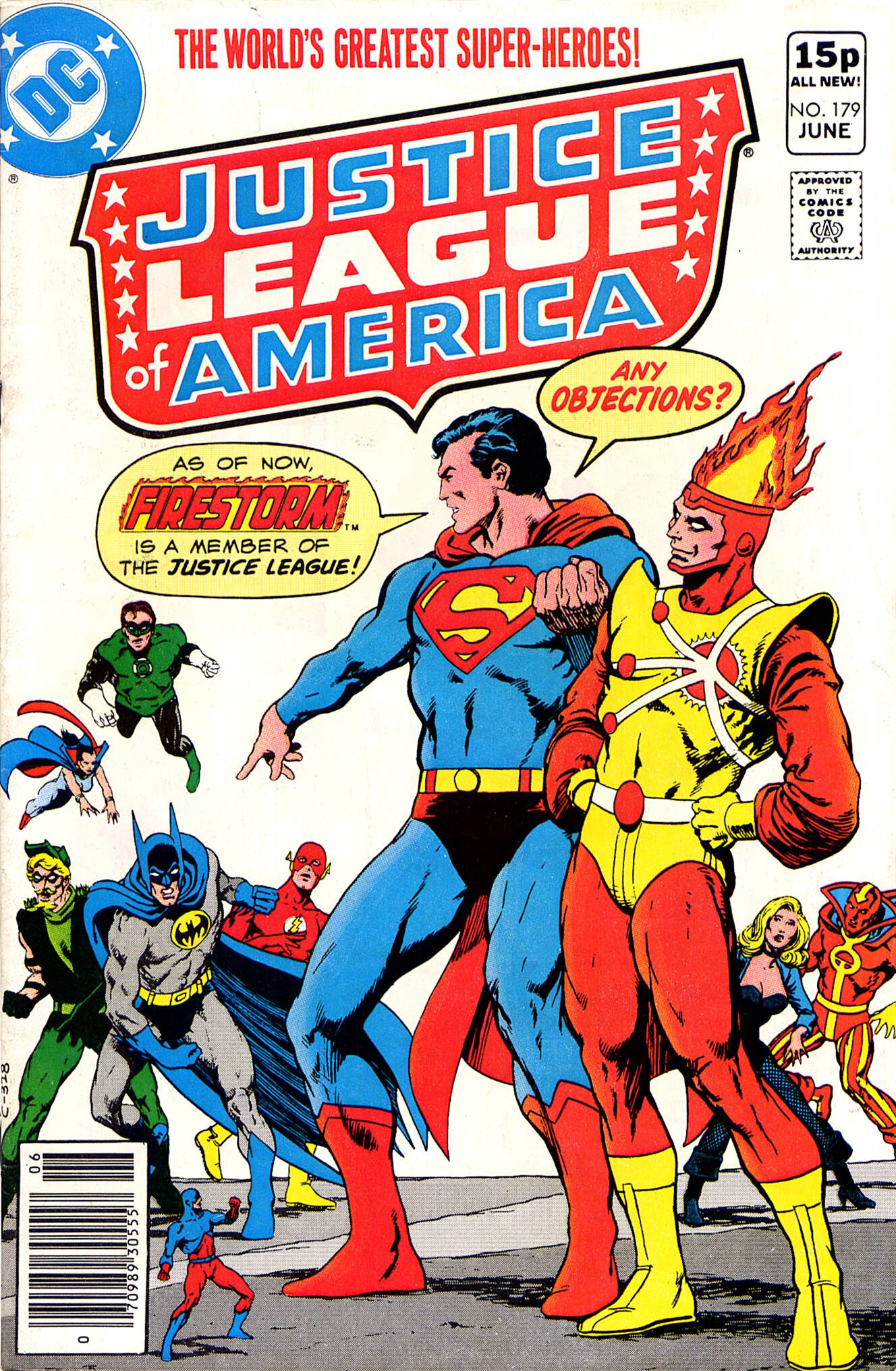 Justice League of America (1960) 179 Page 1