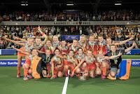HOCKEY HIERBA - Campeonato de Europa femenino 2017 (Ámsterdam, Holanda): Las anfitrionas retoman la corona europea 6 años después