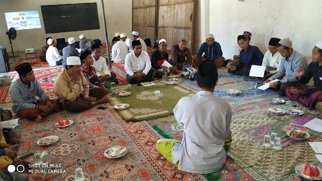 Sumberpandan Jadi Tuan Rumah Pelatihan Metode Al-Miftah