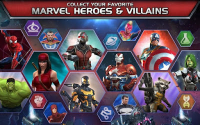 Game MARVEL Contest of Champions  Mod v12.0.1 Apk  Update Terbaru for Android