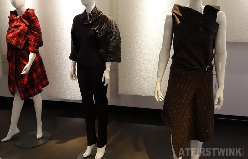 Museum Volkenkunde Leiden Netherlands Cool Japan exhibit Kawakubo Rei Comme des Garçons Issey Miyake Pleats please Ann Demeulemeester
