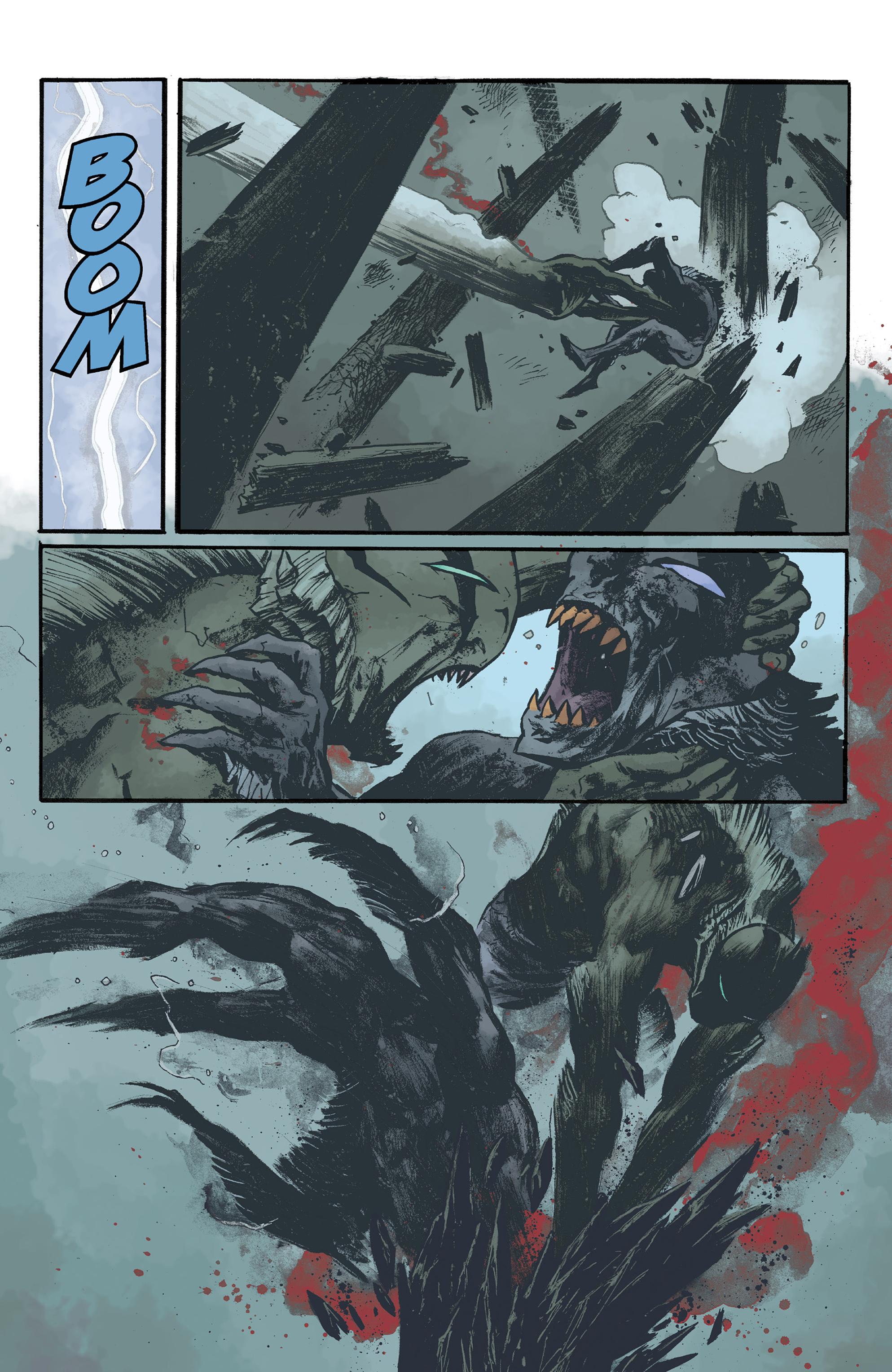 Read online Abe Sapien comic -  Issue #36 - 20