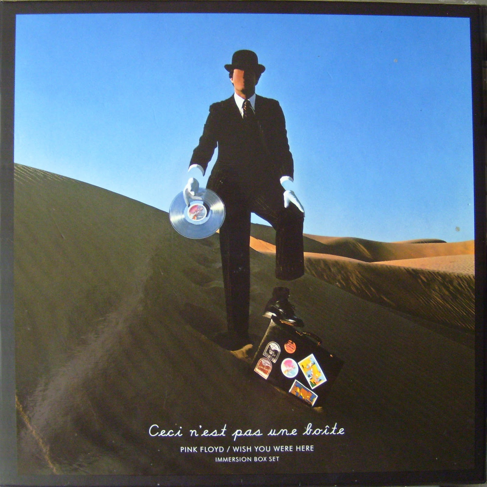 The Pink Floyd Upc Serial Database Pink Floyd Wish You