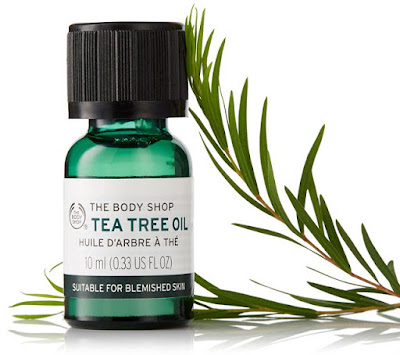 The Body Shop Tea Tree Oil $5 (reg $10) - awesome reviews!