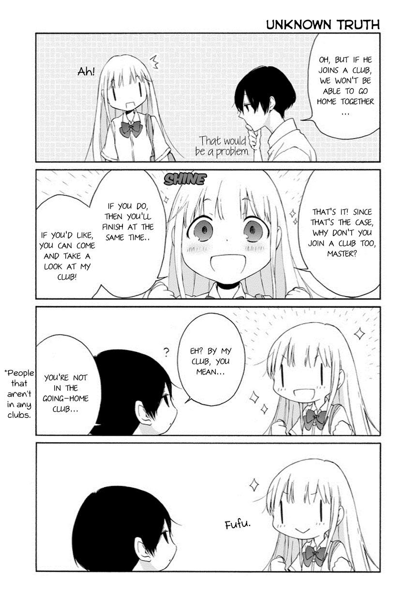 Tanaka-kun wa Itsumo Kedaruge - Chapter 46