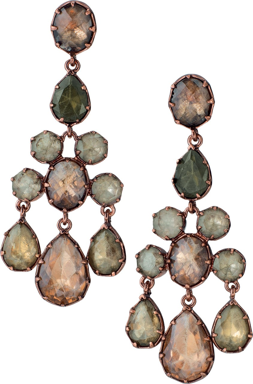 Whitney fields style beauty jewelry blog january 2013 stella dot estate chandelier earrings arubaitofo Image collections