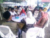 Buka Puasa Bersama Keluarga Besar DPRD Kabupaten Bima, Ini Pesan TGH. Abdurahim Haris, MA