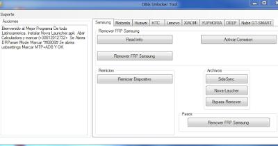 D&G Unlocker Tools