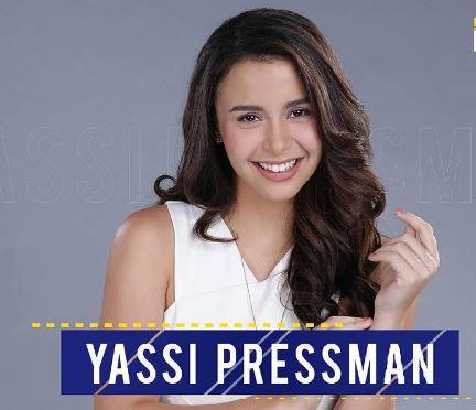 Yassi Pressman PBB