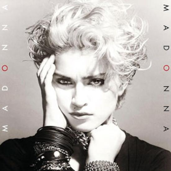 Madonna, first album 1983