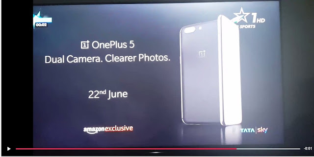 OnePlus 5 Not Launched Yet But Officially Revealed In India (WATCH INSERTED VIDEO)