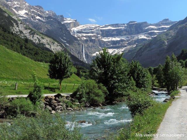 Circo de Gavarnie, Pirineos Franceses