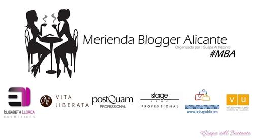 marcas colaboradoras evento blogger alicante organizado por guapa al instante