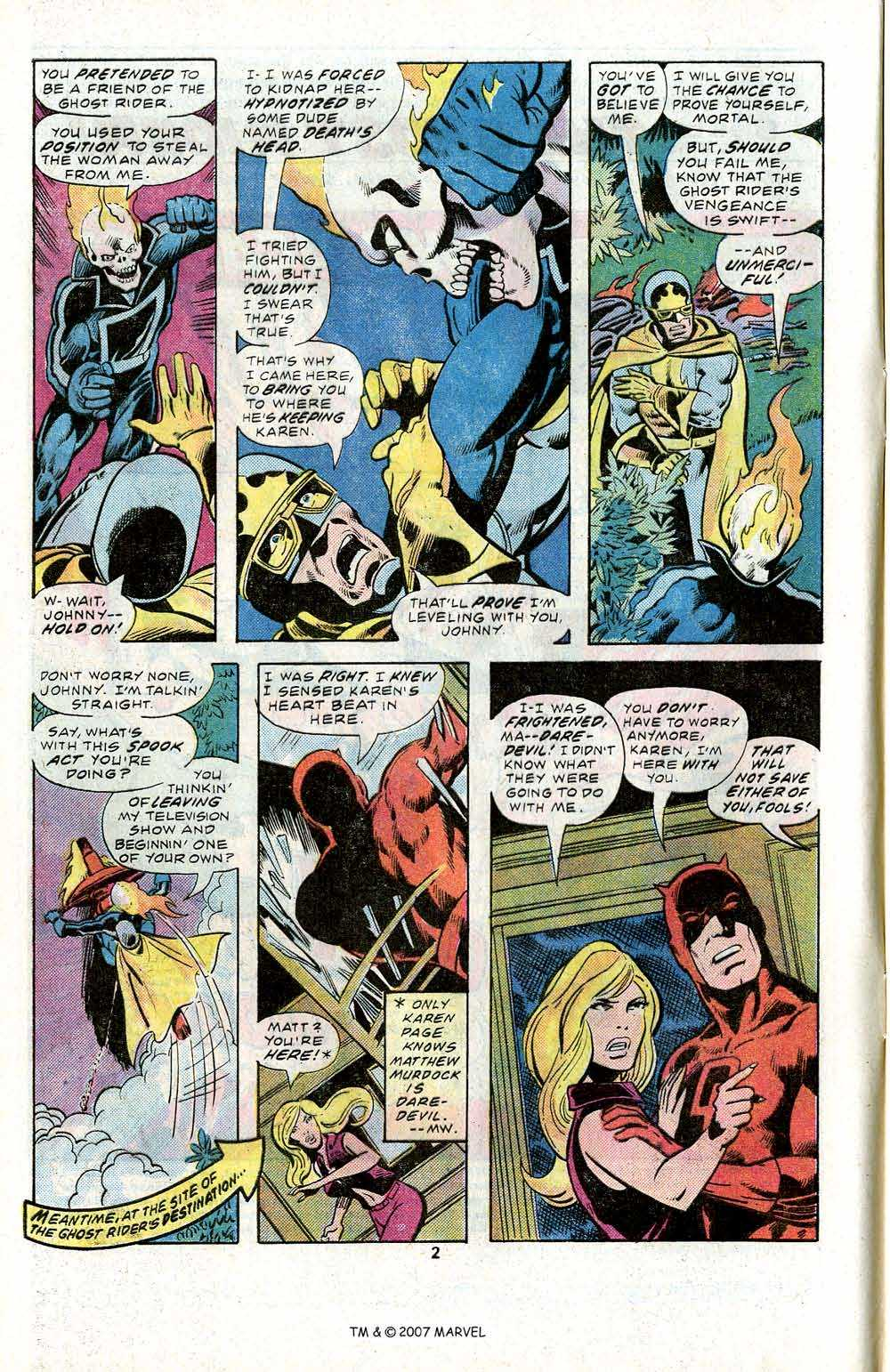 Ghost Rider (1973) Issue #20 #20 - English 4