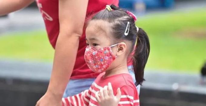 Pelitup separuh muka untuk kanak-kanak bawah lima tahun kurang sesuai – pakar