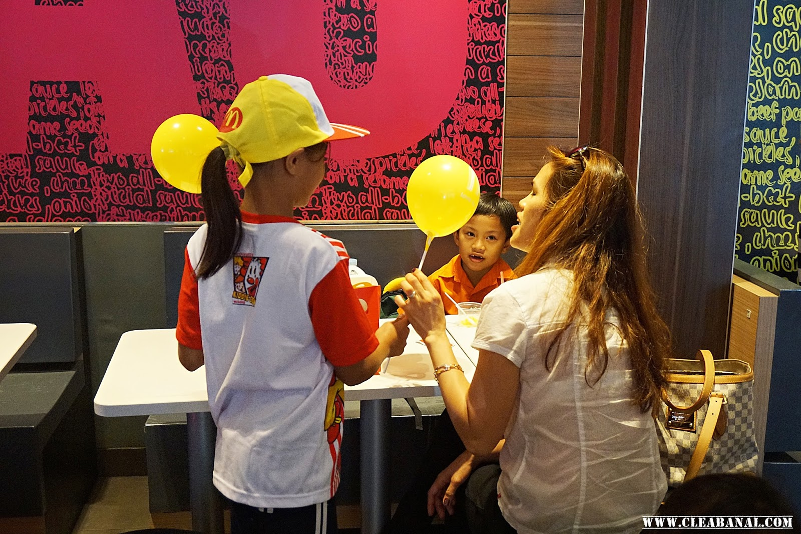 mcdonald s kiddie crew workshop 2016 clea banal it s a 5 day workshop that consists activities like serve at the counter greet customers and drive thru like a real crew member