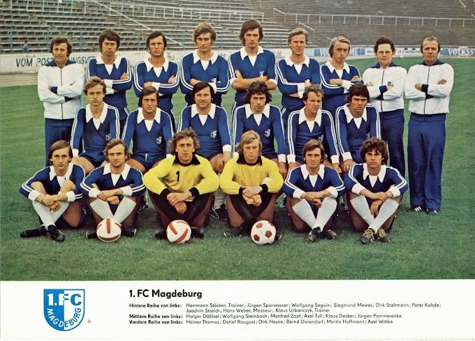 F.C MAGDEBOURG 1978-79.