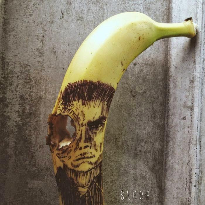 banana umjetnost